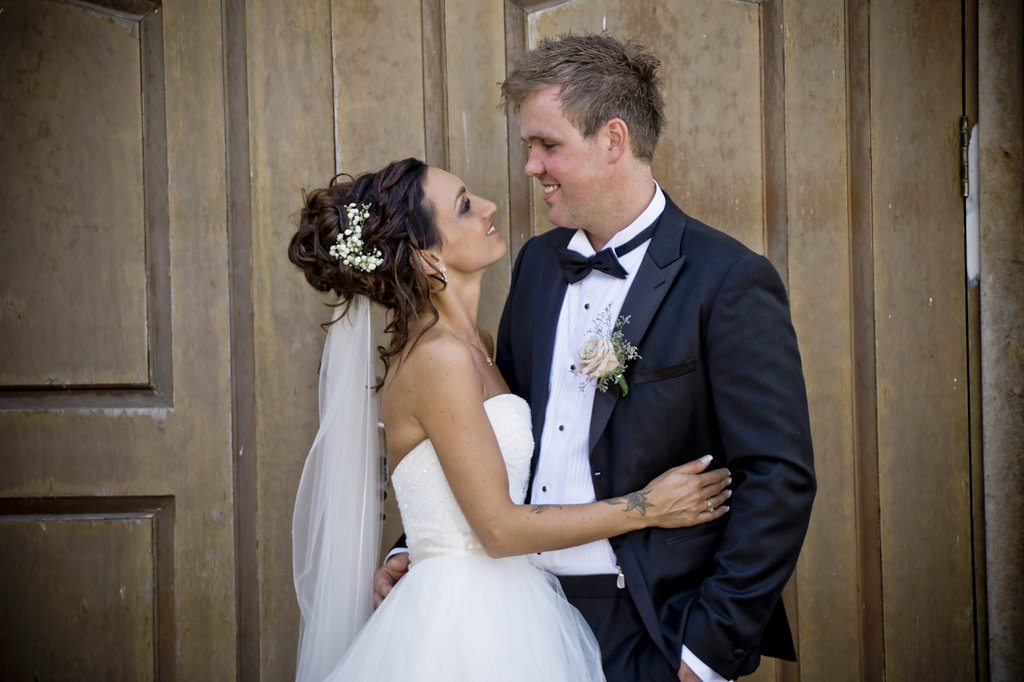 bryllupstøj