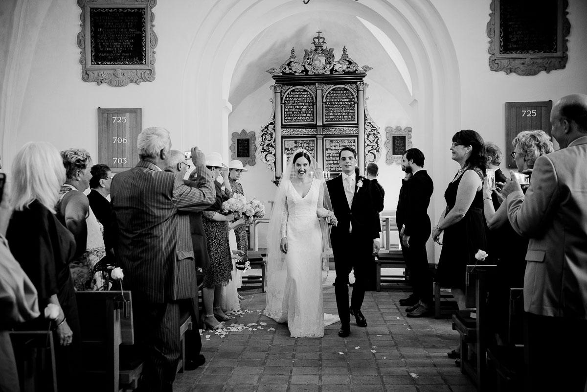 Vielse i Brønshøj kirke