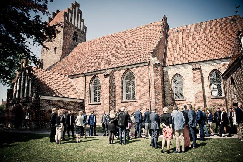 Kirker i Danmark - Alfabetisk orden