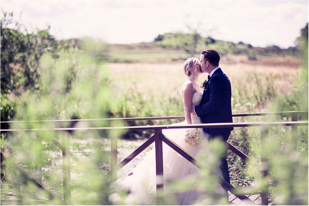 Fotograf Struer til bryllup