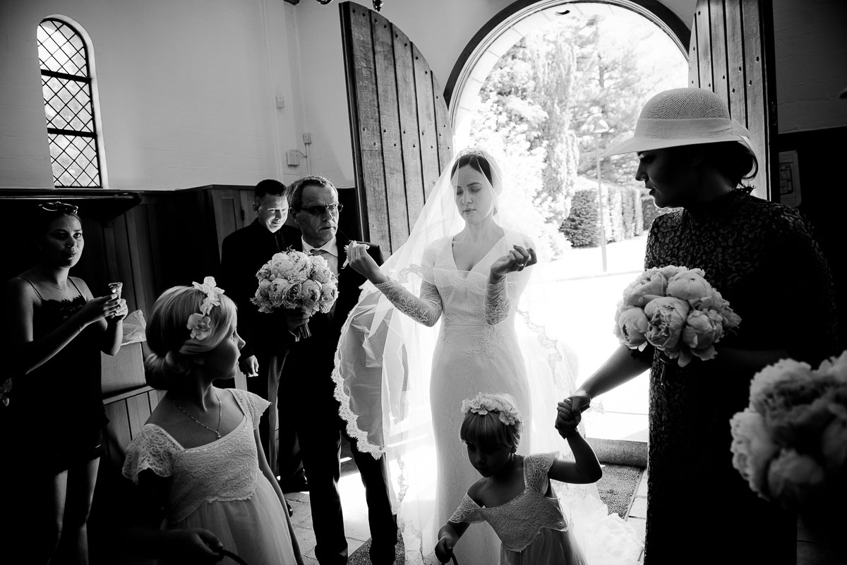bryllupsfoto-Vielse i Brønshøj kirke